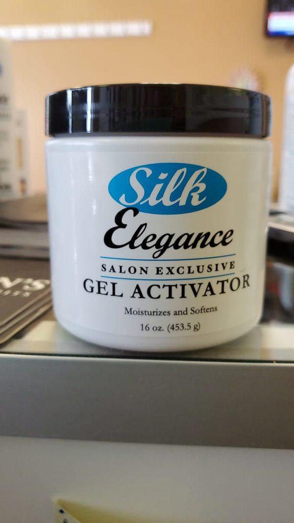 Gel Activator, $28